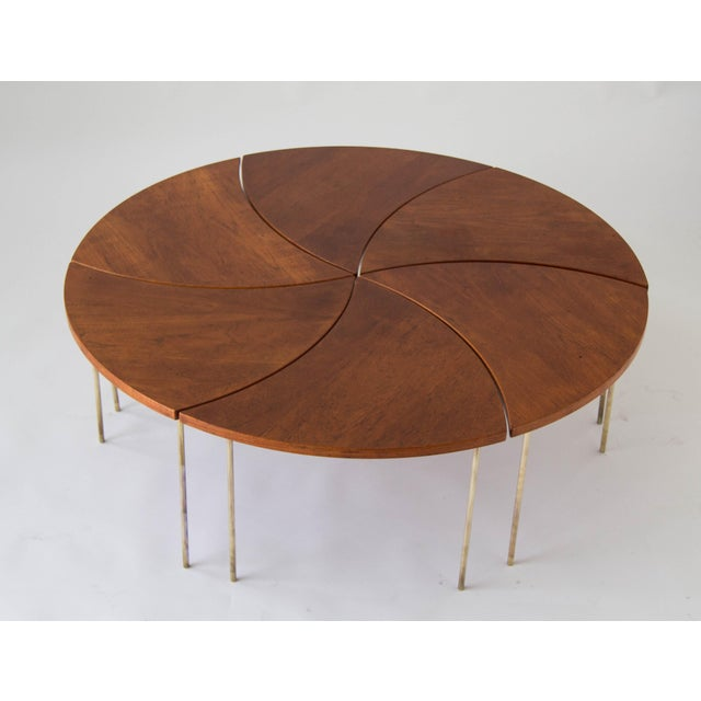 Danish Modern Peter Hvidt and Orla Mølgaard-Nielsen Modular Coffee Table For Sale - Image 3 of 10