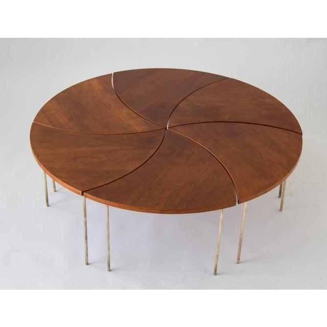 881db2ebe2812 Danish Modern Peter Hvidt and Orla Mølgaard-Nielsen Modular Coffee Table For  Sale - Image