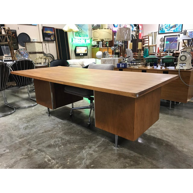 George Nelson for Herman Miller Executive Desk - Image 3 of 11