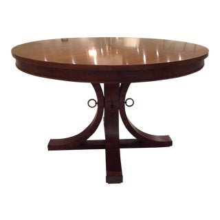 Hickory Chair Artisan Dining Table