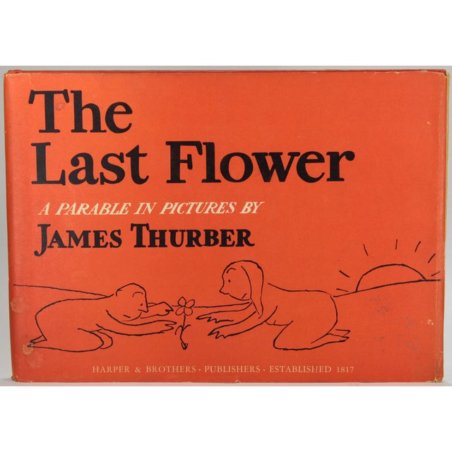 The Last Flower by James Thurber - Image 3 of 10