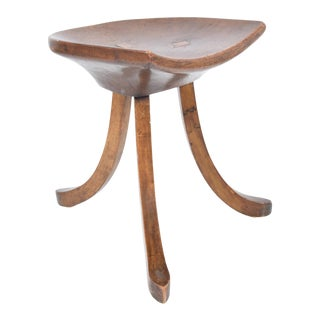 C. 1903 Theban Stool Designed by Adolf Loos For Sale