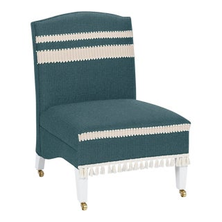 Casa Cosima Sintra Chair, Ocean For Sale