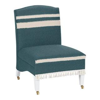 Casa Cosima Sintra Chair, Ocean For Sale