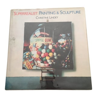 """1980 """"Superrealist Painting & Sculpture"""" First Edition Art Book For Sale"""