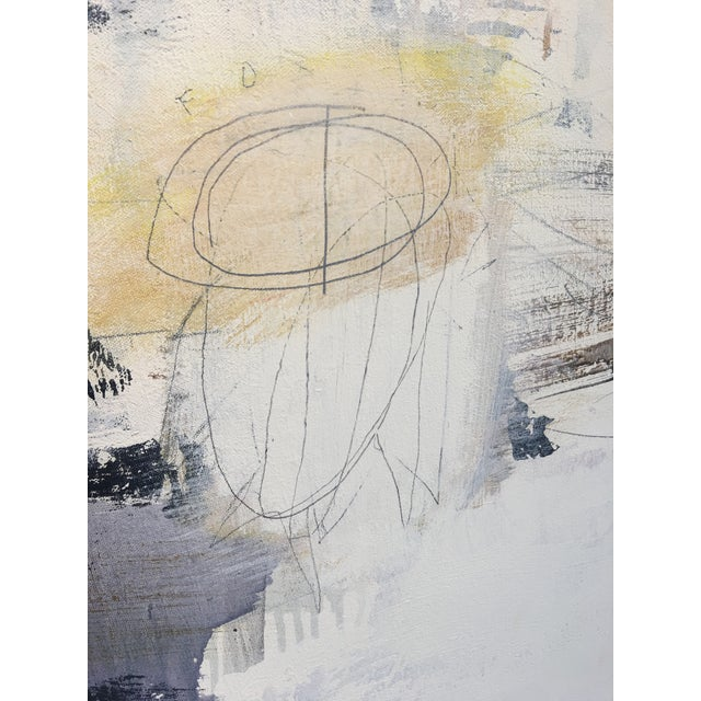 "2010s Robert Kingston ""Untitled"" Abstract Painting For Sale - Image 5 of 9"
