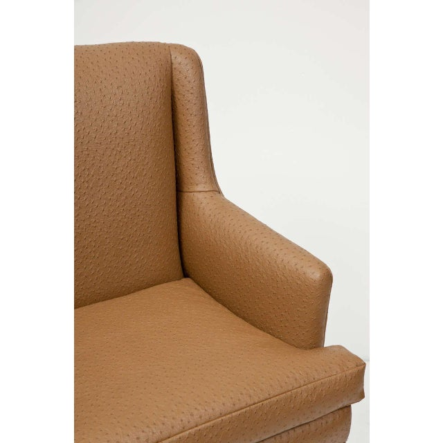 Mid 20th Century Milo Baughman Attributed Armchairs - Set of 4 For Sale - Image 5 of 8