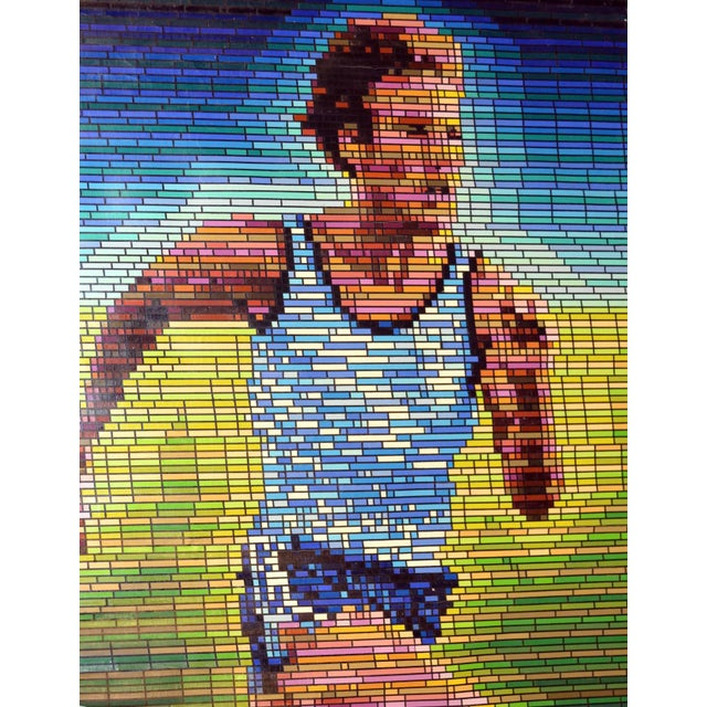 Figurative 1976 Olympian Bruce Jenner For Sale - Image 3 of 4