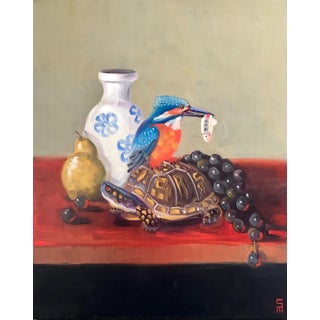 Stephen McDonough Contemporary Still Life Original Oil Painting For Sale