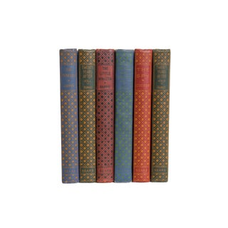 Classics Diamonds Book Set, (S/6) For Sale