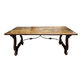 18th Century Catalan Dining Table For Sale