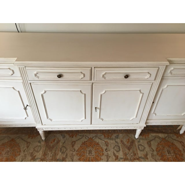 French French Louis XVI Credenza For Sale - Image 3 of 7