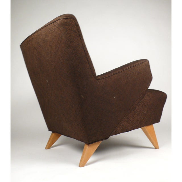 Early Lounge Chair by Jens Risom For Sale In Dallas - Image 6 of 6