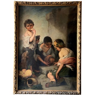 19th Century Copy After Bartolomé Esteban Murillo For Sale