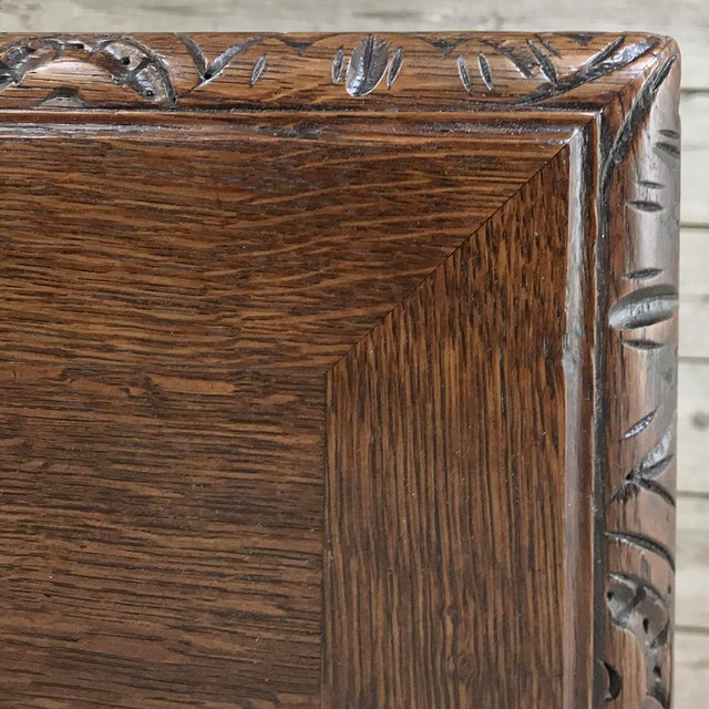 19th Century French Renaissance Writing Table For Sale - Image 11 of 13