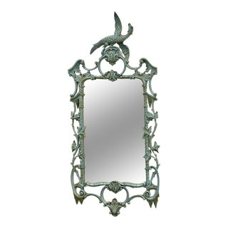 Chinese Chippendale Italian Mirror For Sale