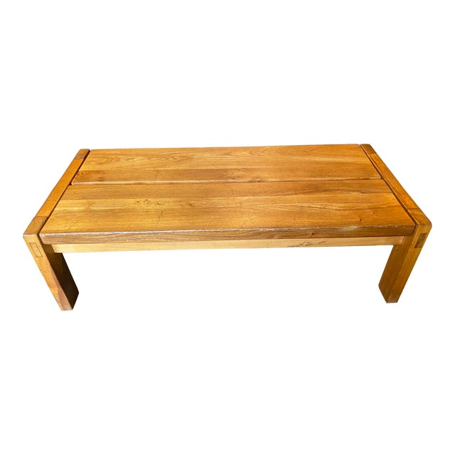 1950s French Coffee Table From Lyon For Sale
