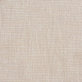 Schumacher Max Woven Fabric in Sand For Sale