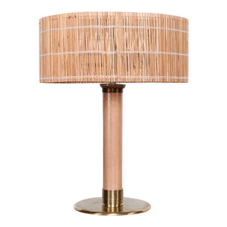 Rare Table Lamp by Paavo Tynell for Taito For Sale