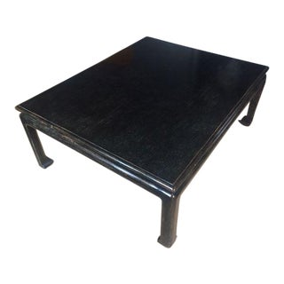 Williams-Sonoma Ming Coffee Table