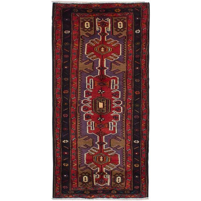 "2'7"" x 5'4"" Koliai Vintage Persian Rug - Image 1 of 2"