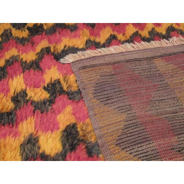 "Crazy Zigzag ""Tulu"" For Sale In New York - Image 6 of 6"