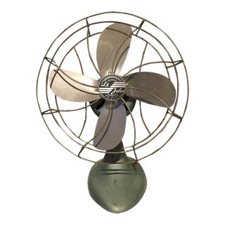 Mid Century Le John Electric Fan For Sale