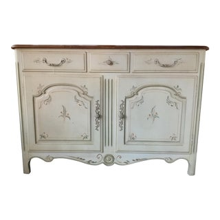 Country French Painted Buffet