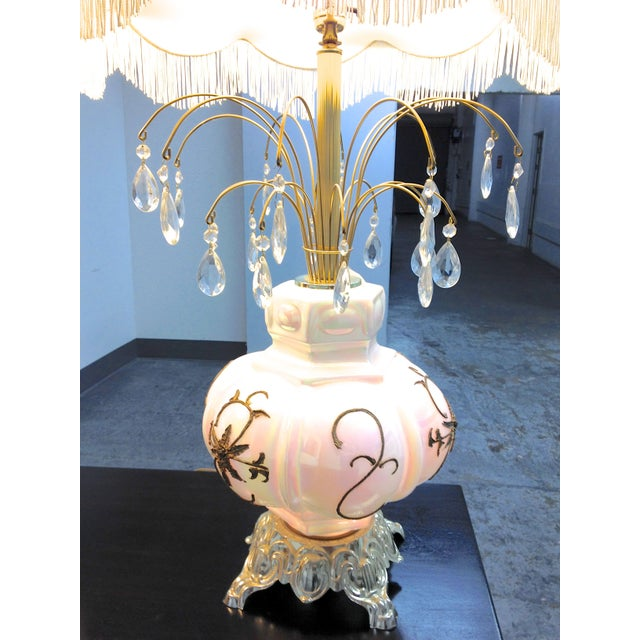 Fabulous Italian Victorian Lamps - a Pair - Image 5 of 7