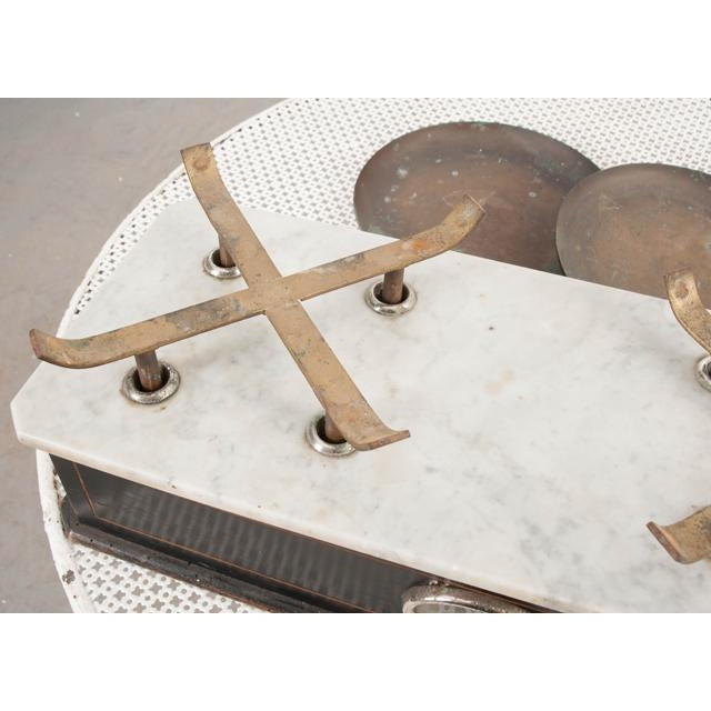 French 19th Century Culinary Scale For Sale - Image 4 of 13