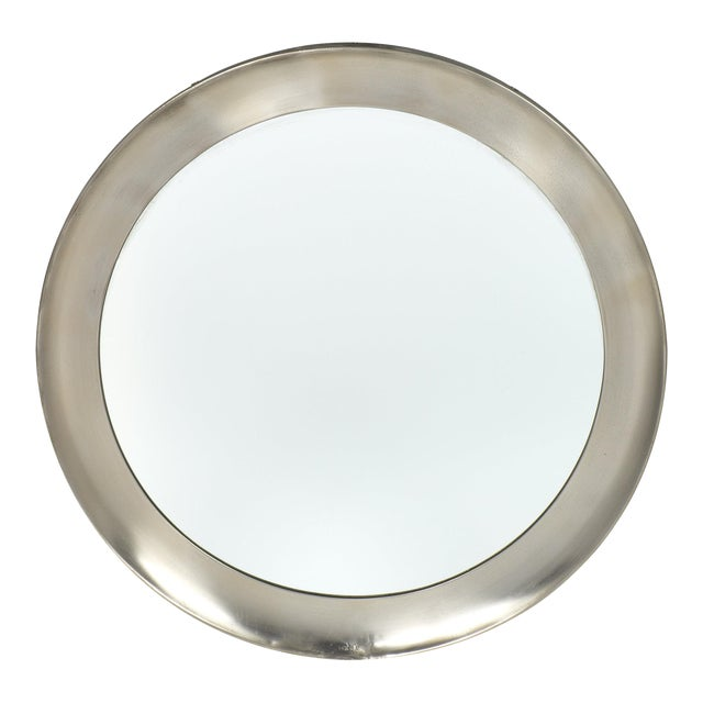 Vintage French Mid-Century Mirror For Sale