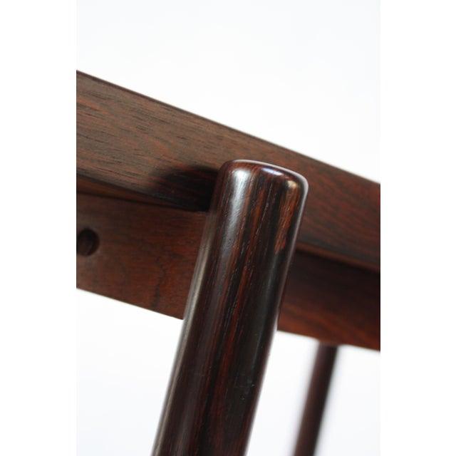 Poul Hundevad Rosewood Modular Bar Cart For Sale - Image 12 of 13