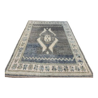 Contemporary Turkish Oushak Rug For Sale