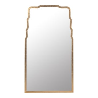 Dolly Wall Mirror, Gold For Sale