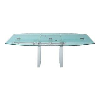 Ronald Schmitt Glass Table