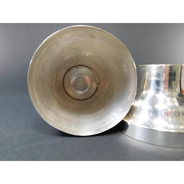 Vintage Tiffany & Co. Silverplate Shaker Bottle - Image 6 of 9
