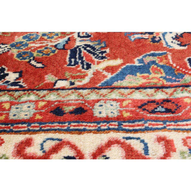 "Vintage Mahal Persian Rug - 6'10"" X 10'3"" - Image 2 of 2"