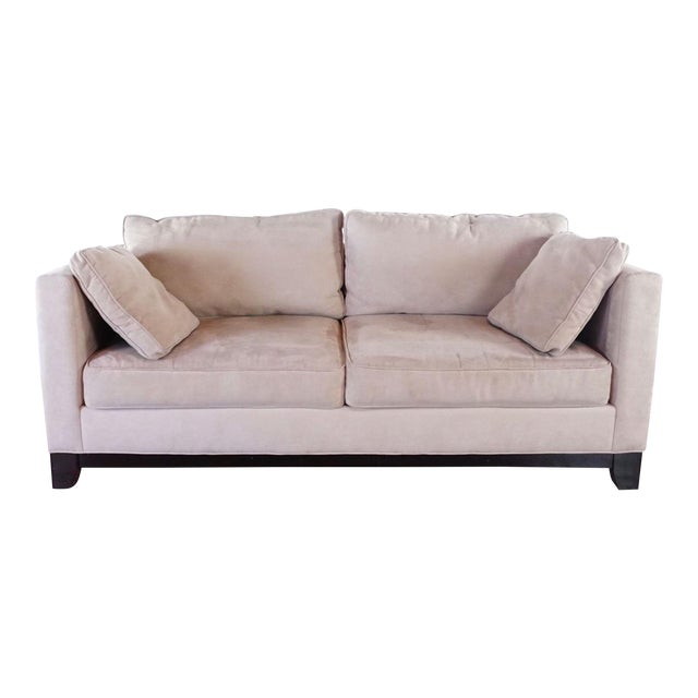 Modern Bauhaus Upholstered Sofa For Sale