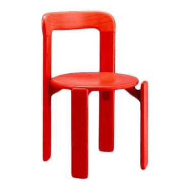 Modern Dietiker Red Children's Chair For Sale