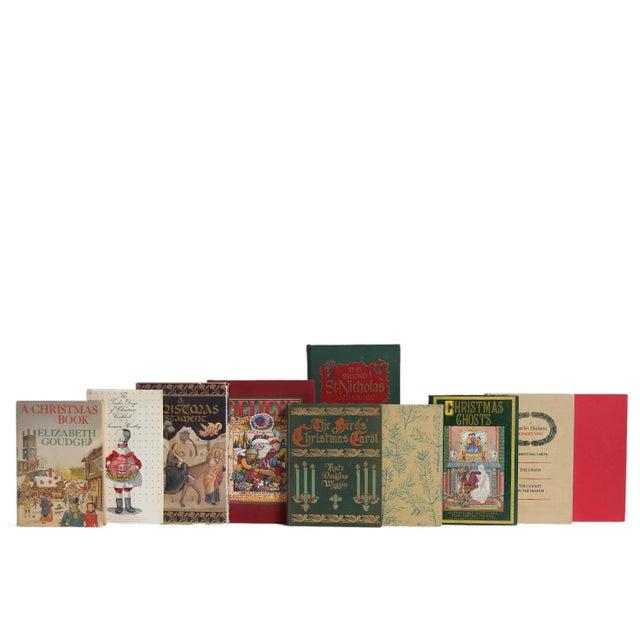 Ye Olde Vintage Christmas Book Set S 17 Chairish