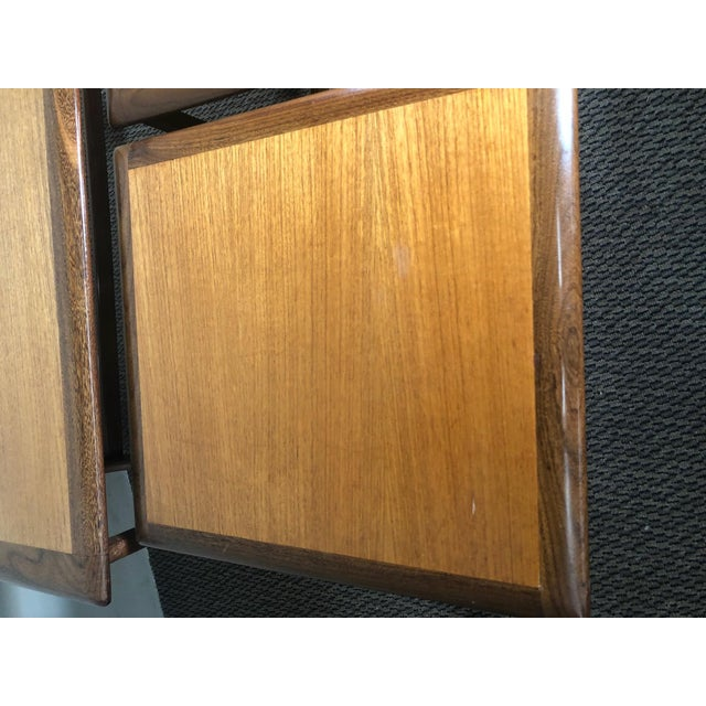 Mid Century Teak Coffee and Nesting Table Set by G Plan For Sale In Atlanta - Image 6 of 13