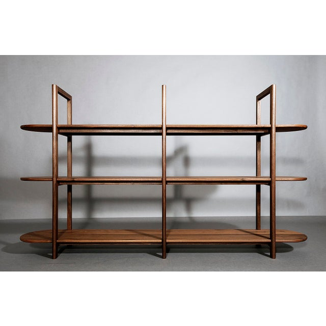 VOLK Volk Furniture Sebastian Etagere 3s For Sale - Image 4 of 4