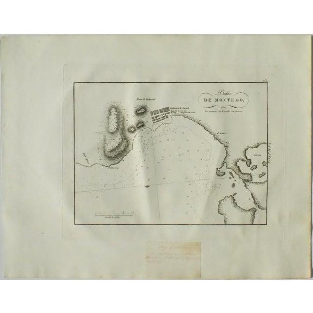 1809 Montego Bay, Jamaica Engraving - Image 2 of 7