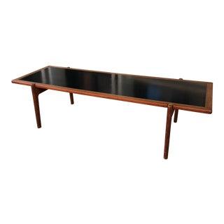 Hans Wegner Reversible Top Coffee Table For Sale