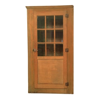 Antique Authentic Hoosier Pantry Cupboard For Sale