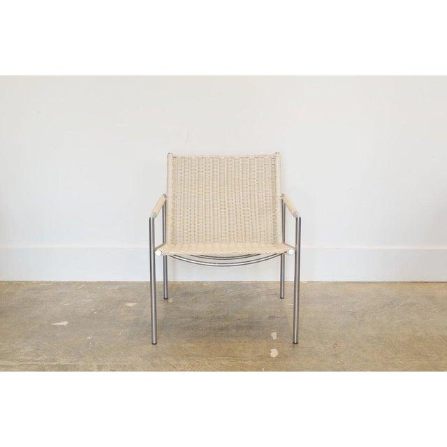 Martin Visser Easy Chair, Model SZ01. Mfg: Spectrum Holland, 1960
