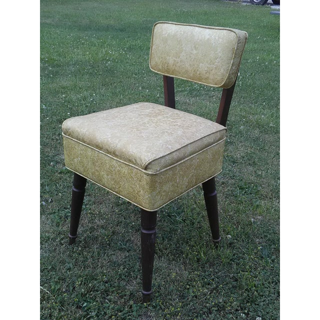 Vintage Lift Seat Sewing Chair - Image 2 of 9