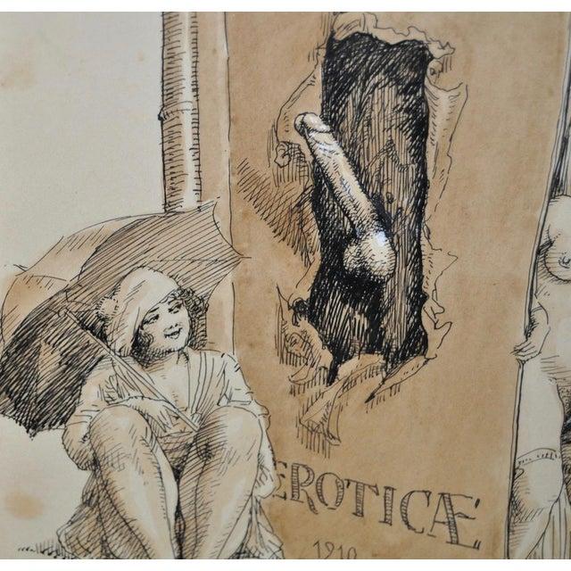 Sylvan recommend best of antique art erotica wiccan