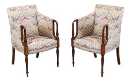 Image of Empire Club Chairs