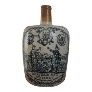 Vintage Greybeard Whiskey Jug For Sale